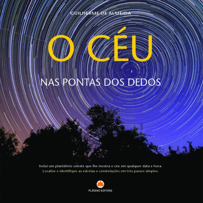 """Livro """"O Céu nas Pontas dos Dedos"""" integra Plano Nacional de Leitura"""